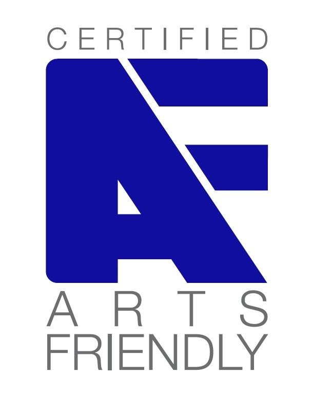 Certified Arts Friendly
